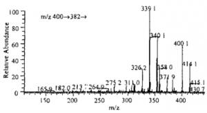 M3 of 艾瑞昔布羧基代谢物